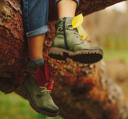 Diferencias de las botas industriales para mujer