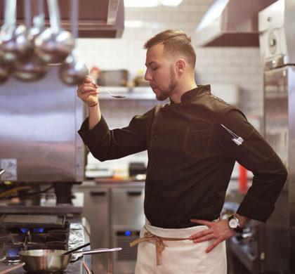 Diseñando y escogiendo Uniformes para chef frescos y modernos